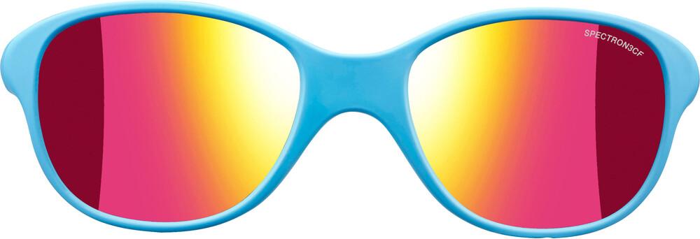 Julbo Romy Spectron 3CF Sunglasses Kids 4-8Y Matt Blue/Matt White-Multilayer Pink 2018 Sonnenbrillen MghfUtu
